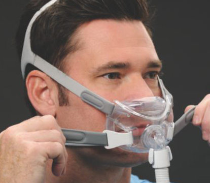 CPAP Full Face Masks CRC