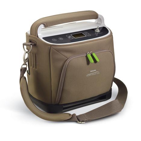Respironics SimplyGo Portable Oxygen Concentrator CRC