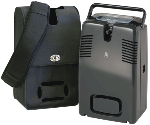 AirSep FreeStyle Portable Oxygen Concentrator Case