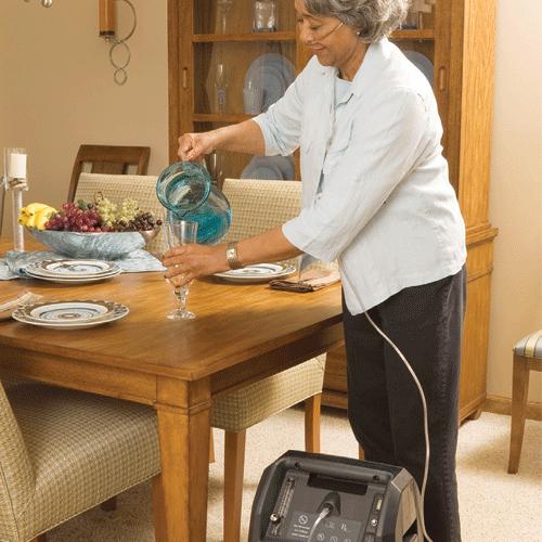 AirSep VisionAire Home Oxygen Concentrators