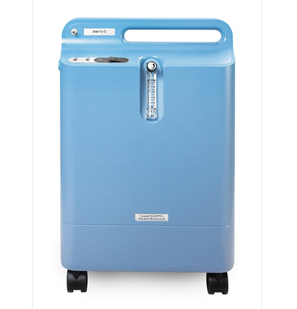EverFlo Oxygen Concentrator CRC front
