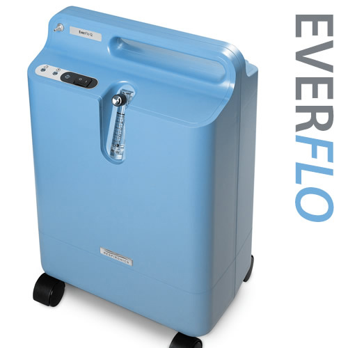 EverFlo Oxygen Concentrator CRC