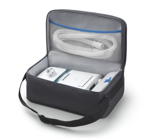 Respironics DreamStation CPAP Machine in case - CRC
