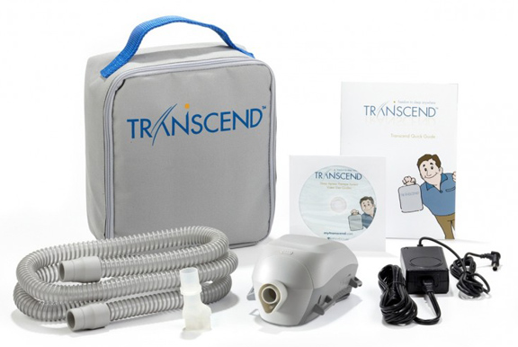 Transcend Portable CPAP Package CRC
