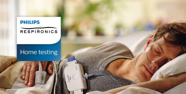 Free home sleep testing chinook respiratory care