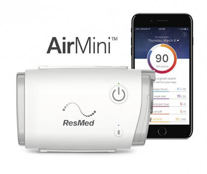 Resmed Airview Mini Portable Cpap Machine Chinook